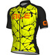 Alé Cycling Cracle - Maillot manches courtes Homme - orange/noir